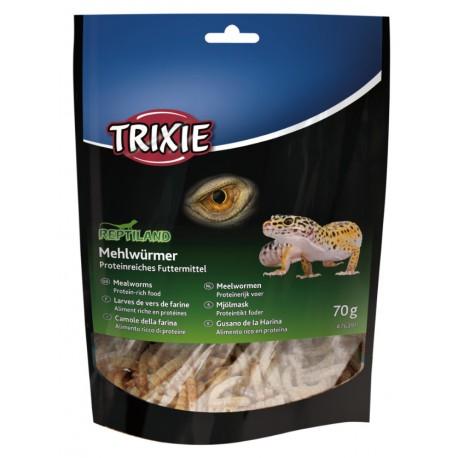 Gedroogde meelwormen Trixie