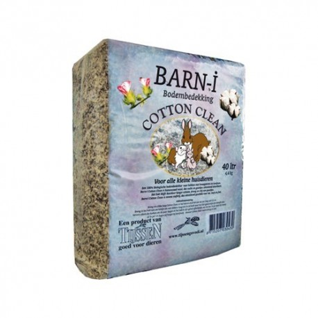 Barn I Cotton Clean 40l