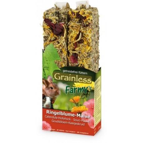 JR Farm Graanloze knaagstick ringelbloem 2st