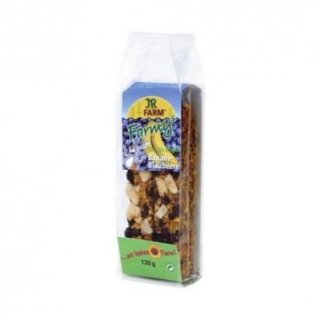 JR Farm Knaagstick banaan-bosbes 2st